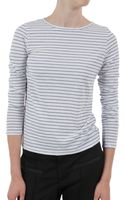 The Lady & The Sailor Relaxed Long Sleeve Tee - Lyst