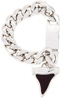 Givenchy Sharks Tooth Bracelet - Lyst