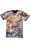 Cynthia Rowley Space Junk Tshirt - Lyst