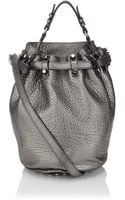 Alexander Wang Carbon Leather Diego Bag - Lyst