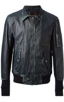 S.w.o.r.d Distressed Jacket - Lyst