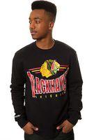 Mitchell & Ness The Chicago Blackhawks Sweatshirt - Lyst