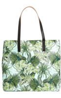 Emma Cook Leatherette Shopper Bag - Lyst