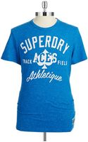 Superdry Graphic T Shirt - Lyst