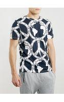 Topman Kidda Christopher Shannon World Peace T-shirt - Lyst