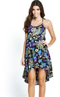 Glamorous Printed Cami Dress - Lyst