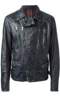 S.w.o.r.d Distressed Biker Jacket - Lyst