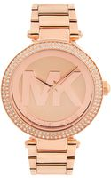 Michael Kors Parker Watch - Lyst