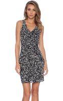 Parker Haiti Sequin Dress - Lyst