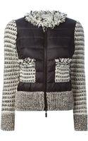 Moncler Boucle Padded Jacket - Lyst