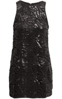 H&M Sequined Dress - Lyst