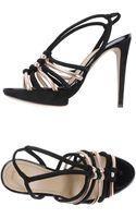 Pollini Sandals - Lyst
