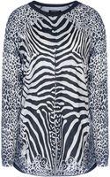 Balmain Long Sleeve T-Shirt - Lyst