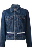 Harvey Faircloth Denim Jacket - Lyst