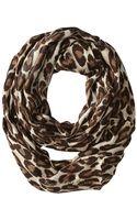Kate Spade Autumn Leopard Infinity - Lyst