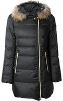 Peuterey Trimmed Hood Padded Jacket - Lyst