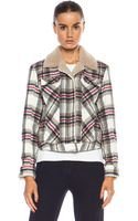 Laveer Weekend Acrylic-blend Jacket - Lyst