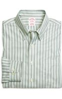 Brooks Brothers Supima Cotton Non Iron Regular Fit Tonal Stripe Twill Sport Shirt - Lyst