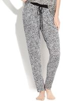 DKNY Long Pajama Pants - Lyst
