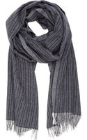Colombo Mixed Stripe Cashmere Scarf - Lyst
