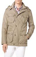 Michael Kors Multipocket Hooded Jacket - Lyst