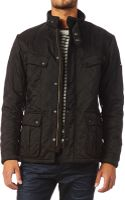 Barbour Quilted Jacket - Lyst