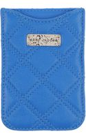 Marc Jacobs Mobile Phone Case - Lyst