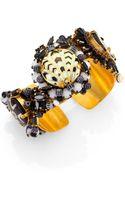Erickson Beamon Shadow Proclamation Cuff Bracelet - Lyst