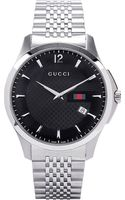 Gucci Gtimeless Collection Stainless Steel Watch - Lyst