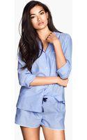 H&M Cotton Pyjamas - Lyst