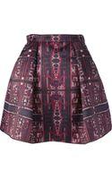 Mary Katrantzou Calculon Skirt - Lyst