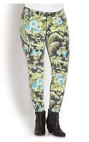 Forever 21 Island Girl Skinny Jeans - Lyst