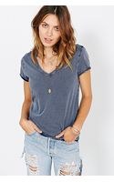 Urban Outfitters Uo V-Neck Tee - Lyst