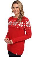 Woolrich Vintage Snow Wool Sweater - Lyst