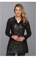 Vince Camuto Hooded Anorak - Lyst