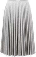 J.W. Anderson Pleated Skirt - Lyst