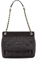 Tory Burch Marion Quilted Leather Shoulder Bag - Lyst