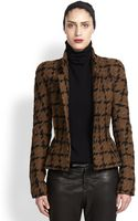 Haider Ackermann Antoni Houndstooth Wool Jacket - Lyst
