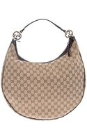 Gucci Gg Twins Tote Bag - Lyst
