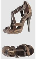 Michael Kors Sandals - Lyst