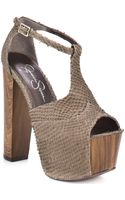 Jessica Simpson Dany Shoe - Lyst