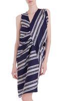 Zero + Maria Cornejo Tali Dress - Lyst