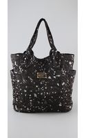 Marc By Marc Jacobs Pretty Nylon Print Tate Tote - Lyst