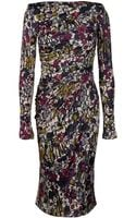 Eastland Print Dress - Lyst