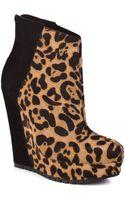 Kelsi Dagger Huette - Leopard Black - Lyst