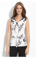 Elie Tahari Exclusive For Nordstrom Pencey Blouse - Lyst