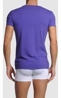 Just Cavalli Underwear Undershirts - Lyst