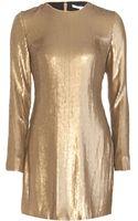 Diane Von Furstenberg Sequin Dress - Lyst