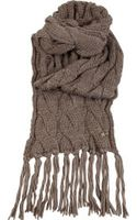 Patrizia Pepe Knitted Hat - Lyst