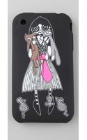 Marc By Marc Jacobs Miss Marc 3g Iphone Cover - Lyst